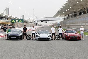 Fórmula 1 Galería GALERÍA: los Hot Laps en Bahrein