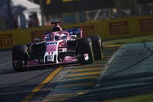 Formule 1 Analyse Technique - La nouvelle configuration de la Force India à Melbourne
