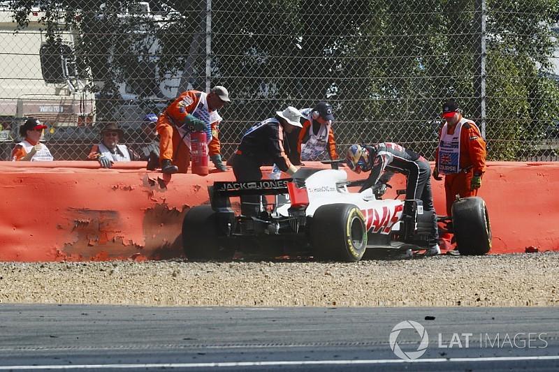 FIA: Los accidentes con el DRS en Silverstone fueron una