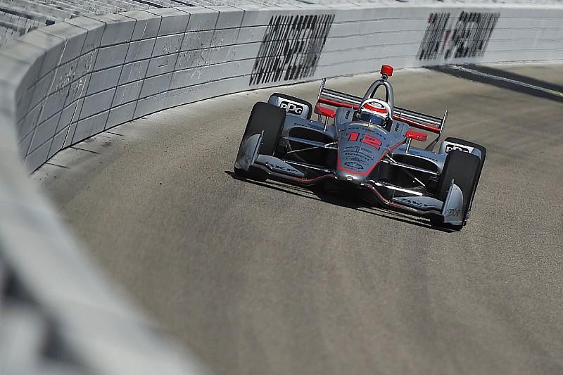 IndyCar in Iowa: Power und Newgarden in erster Startreihe