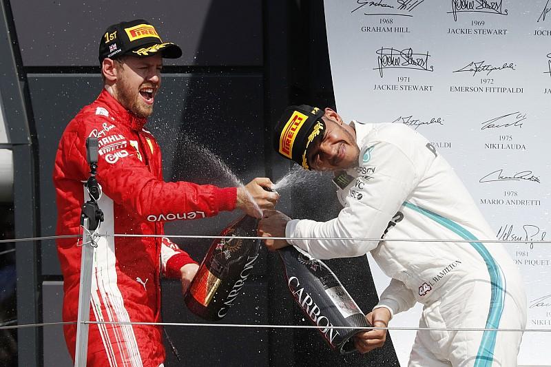 Vettel dice que son
