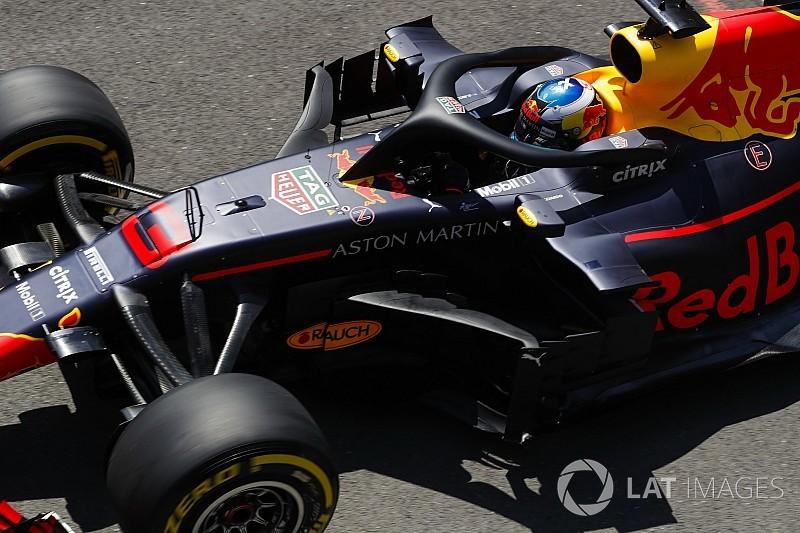Ricciardo dijo que sus últimos resultados