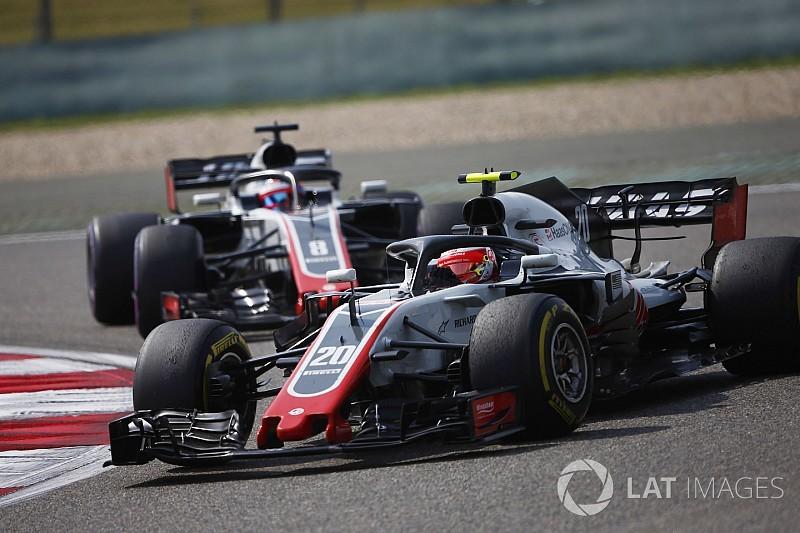 Haas, Grosjean ve Mangussen'den memnun