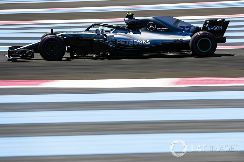 """Mercedes running """"Phase 2.1"""" engines in French GP"""