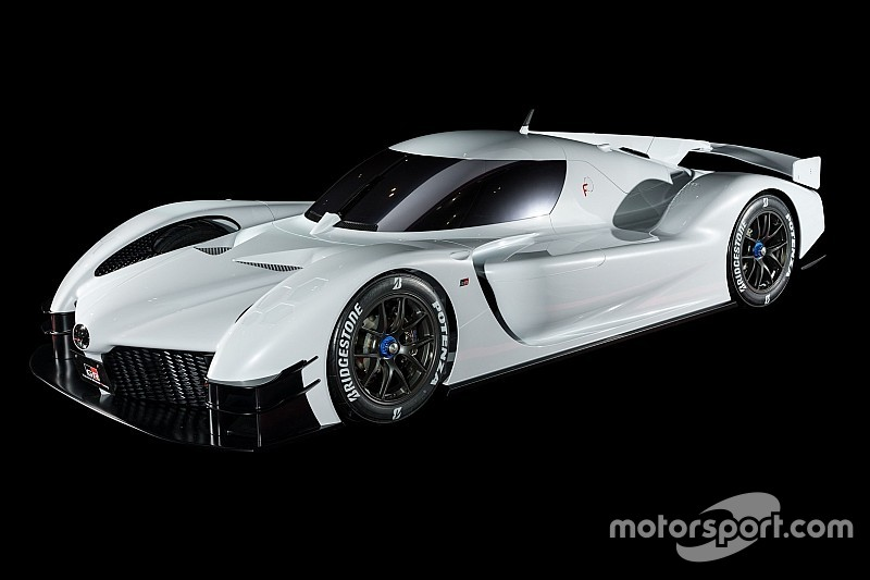 Toyota open to entering road-going WEC hypercar