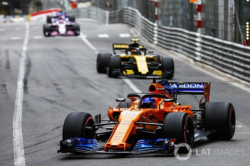 """Alonso says Monaco GP """"the most boring F1 race ever"""""""