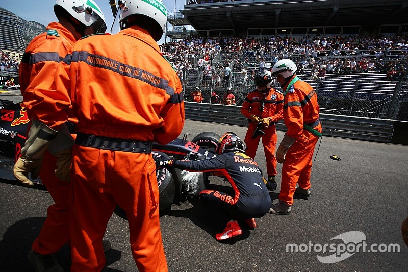 """Horner : """"Rien de plus brutal"""" pour Verstappen"""