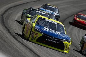 NASCAR XFINITY Noticias Daniel Suárez rescata puntos en una complicada carrera en Texas
