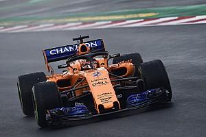 Formula 1 Test raporu Barcelona testleri 4. gün: Sabah bölümünde Vandoorne lider!