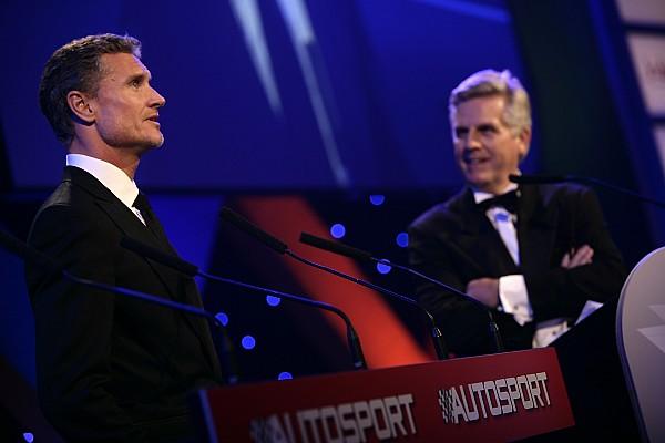 David Coulthard va présenter les Autosport Awards