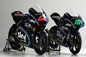 Fotogallery: la presentazione dello Sky Racing Team VR46 2018