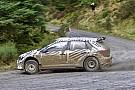 WRC La Volkswagen Polo GTI R5 ha completato il primo test pubblico