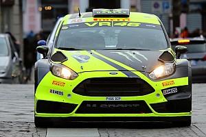 Rallye Etappenbericht Auftakt Monza-Rallye: Zeitstrafe verhindert Rossi-Führung