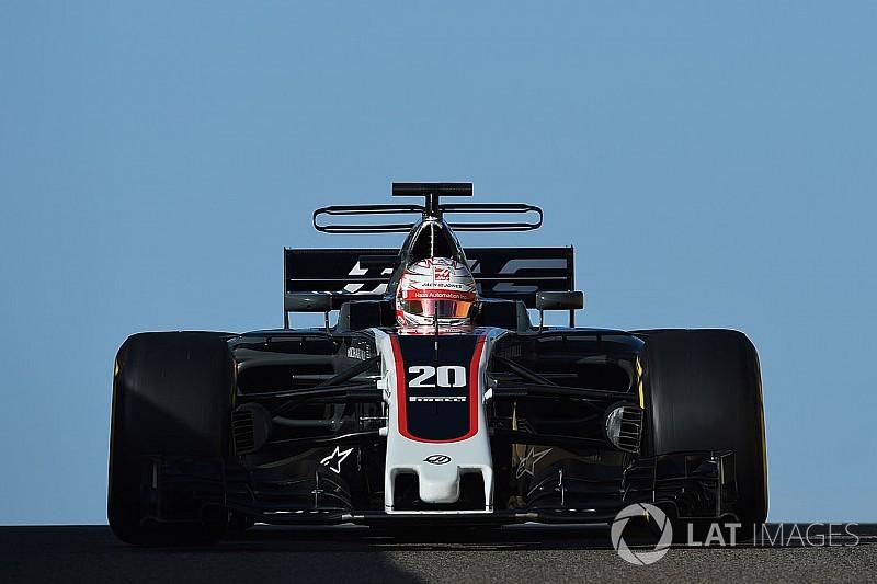 GALERÍA TÉCNICA: la actualización del Haas VF-17 durante 2017