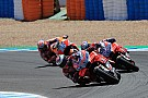 Jerez crash involved MotoGP's