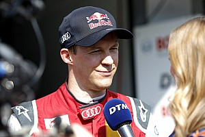 Ekstrom not in DTM return discussions with Audi
