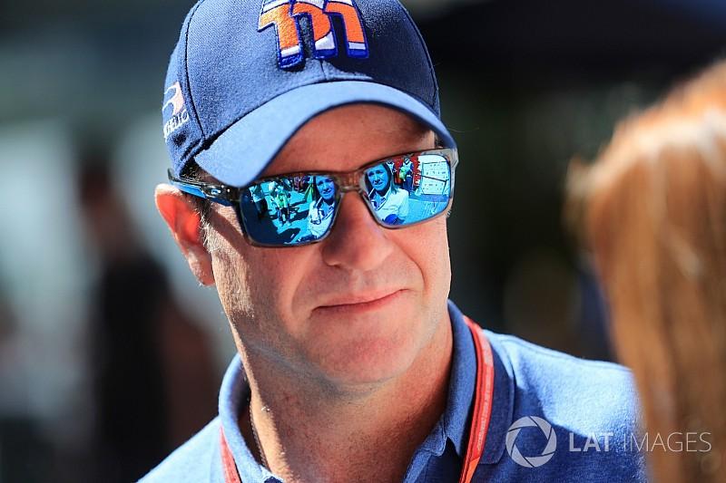 Barrichello, sağlık sorunları nedeniyle hastaneye kaldırıldı
