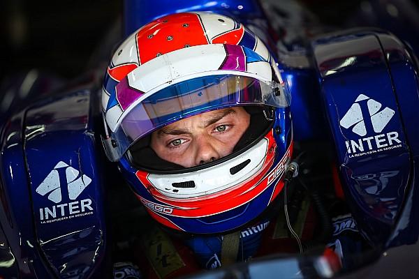 El mexicano Diego Menchaca estará con Campos Racing