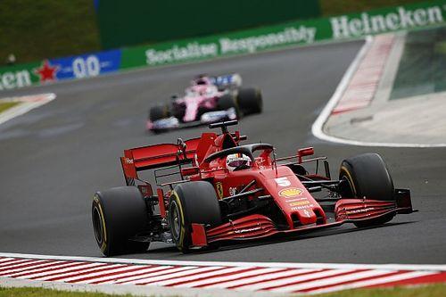 Perez: Kwestie van tijd tot geruchten Vettel-Racing Point verdwijnen