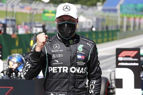 Austrian GP: Bottas beats Hamilton to pole; disaster for Ferrari
