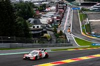 Rast says he had to lift to avoid Muller Eau Rouge crash