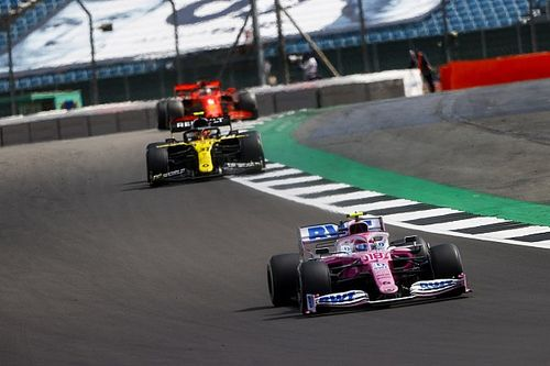 Ferrari se une a Renault y pide a FIA aclaración del Racing Point RP20