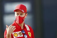 Vettel opens up on car ride with Racing Point boss