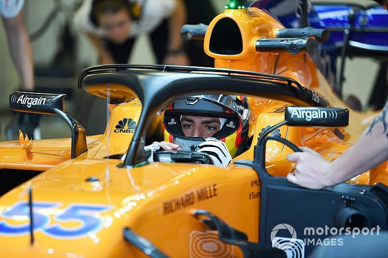 Отриманий в Renault досвід допоможе Сайнсу в McLaren