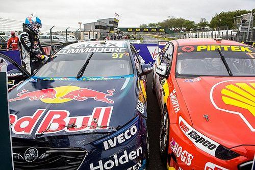 Team spoke to van Gisbergen over 'parking s**t fight'