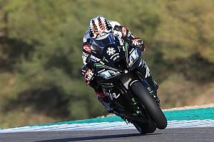 Tes WorldSBK Jerez: Rea ungguli rookie Bautista