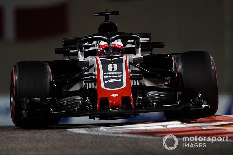 哈斯2月7日公布新车涂装