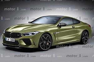 Рендер: купе BMW M8 стане вершиною лінійки «баварців»
