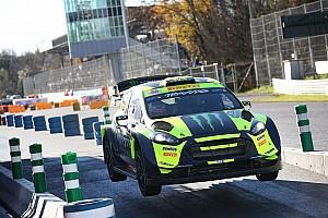 Monza Rally Show: Valentino Rossi centra il settimo sigillo con la WRC Plus