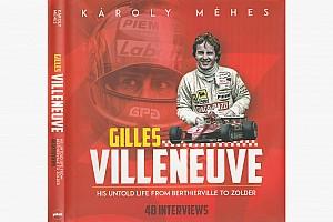 """Book Review - """"Gilles Villeneuve"""" by Károly Méhes"""
