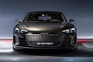 «Залізна людина» протестувала новий Audi e-Tron GT