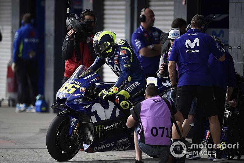 Vinales berjaya, Rossi: Masalah belum usai