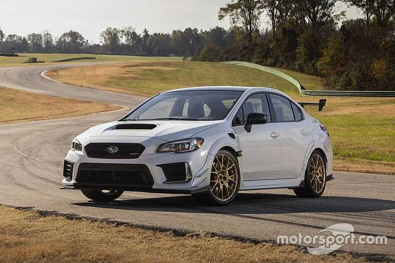 Subaru розробила 341-сильну STI S209 лише для ринку США