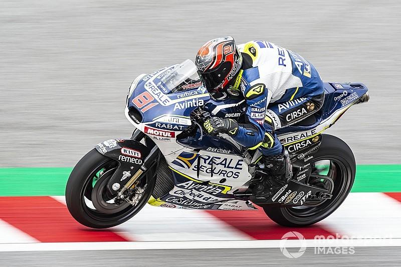Torres uitgeschakeld voor Maleisische GP na crash in vierde training
