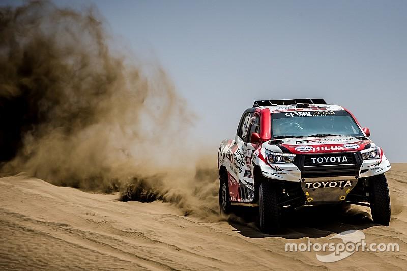 Toyota spuckt große Töne: Alles andere als ein Dakar-Sieg wäre eine Niederlage