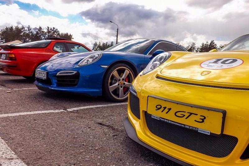 Need for Porsche: І свято, і гонка!