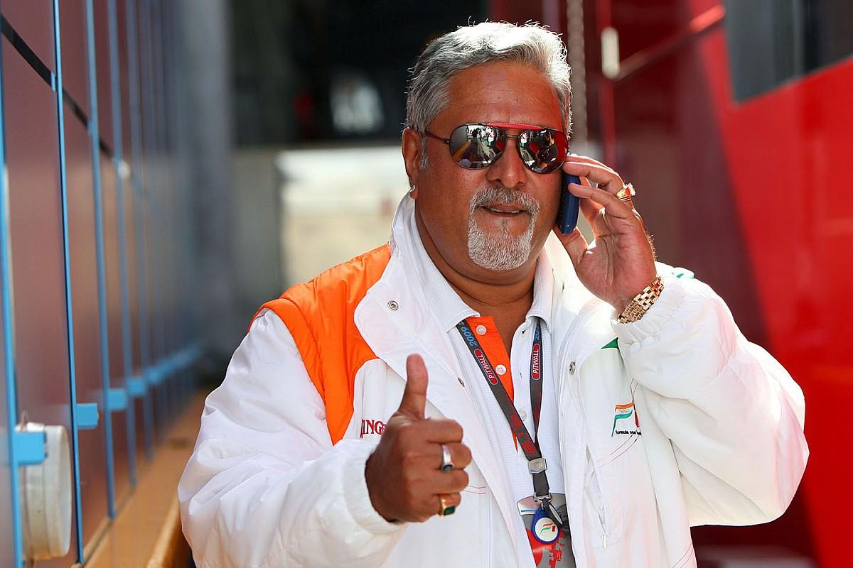Екс-власника Force India вирішили відправити за грати до Індії