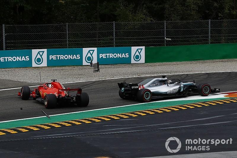 Lewis Hamilton: Monza war Sebastian Vettels größter mentaler Rückschlag