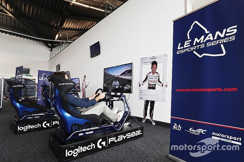 eSports: Gewinne Platz auf Le-Mans-Podium und Teil von 100.000 Dollar