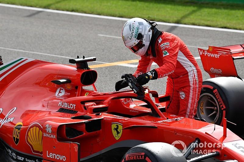 Hamilton : La victoire Mercedes à Monza, un coup dur moral pour Ferrari