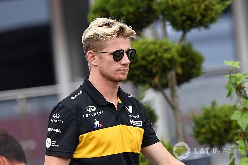 Hulkenberg deve largar do fim do grid no GP da Bélgica