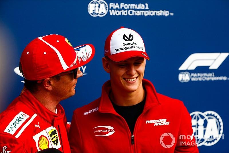 Двері у Ferrari «завжди відкриті» для Міка Шумахера