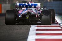 BWT stays on as Aston Martin F1 team sponsor