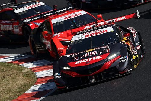Dunlop aiming to attract third GT500 team in Super GT