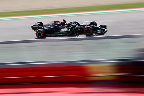 Mercedes F1 drivers 'a lot happier' with W12 at Imola