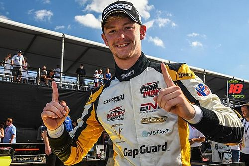 Sowery lands second Juncos Racing Indy Lights ride